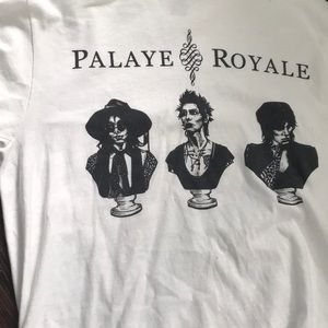 Palaye royale warped tour 19 T-shirt